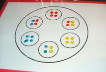 Toddler Colour Activities / Activities for teaching colours
