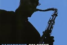 My music -  jazz; be bop, hard bop, jazzrock