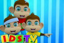 3d Animation Nursery Rhyme