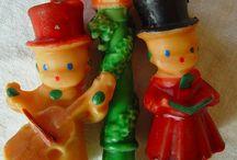 Holidays: Vintage Christmas / by Samantha Bullock