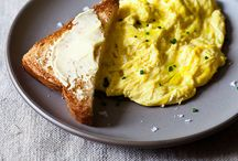 Recipes - Eggs and Cheese