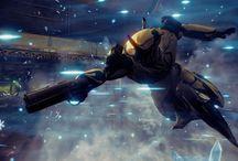 Warframe / To τελευταίο δημιούργημά της, το Warframe είναι ένα Action Shooter 3ου προσώπου, Free to Play, co-operative επιστημονικής φαντασίας. Το παιχνίδι το έχουμε αξιολογήσει ξανά στο παρελθόν. Αυτό δε σημαίνει πως και αυτό ήταν, αφού έχει προστεθεί τόσο πολύ περιεχόμενο που ακόμα και εμείς δεν το περιμέναμε!