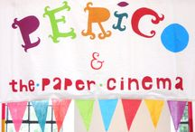 The Paper Cinema and Perico
