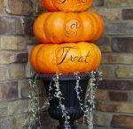Autumn/Halloween/Thanksgiving / by Sarah Frank