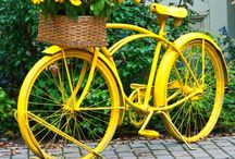 blomstersykkel