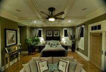 Master bedroom / by Jessica Rosenkrans
