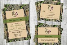 Rustic / Invitations