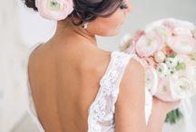 Wedding - hairstyles
