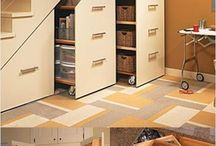 Stairs understorage
