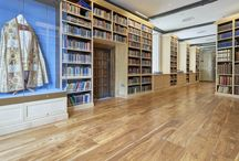 Solid English Elm Flooring