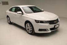 Chevrolet Impala / Our selection of Impalas will have you thrilled. Find out why we are called the most innovative dealership in the country!