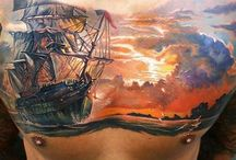 storm ship tattoo