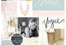 Inspiration / Inspiration. Curated by Vanessa Krombeen of TheCheekyBeen Blog