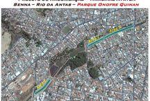 Projeto de Arborização - Parque Onofre Quinan