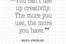 Craft Inspiration Quotes