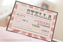 Ink.Paper.Fonts. <3 Love. / Likes: papers. typography. invitations. letterpress.   / by Alison