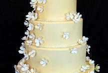 ♥ Blue / Butter Yellow Wedding ♥