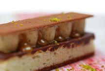 Place au dessert / Pour terminer vos réceptions en beauté, partagez nos desserts maison.