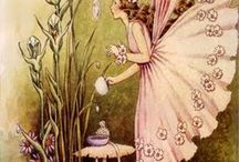 fairies / by Judy Rosmus
