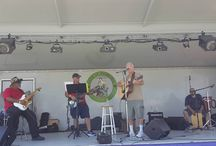 Jeff Schenkel and The Sunnyside Up Band