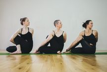 Ashtanga Addicts / Ashtanga Yoga is our bread and butter.  We practice what we preach.
