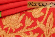 """NAVRANG COLLECTIONS 2015 / The festival of celebration is here!!! Time to glam up this Navratri and be at your fashionable best in a traditional way!  Checkout our new range of """"NAVRANG COLLECTIONS""""  Celebrating nine nights...Nine colors...Celebrating Tradition!!!"""