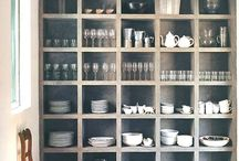 dispensa / pantry organisation