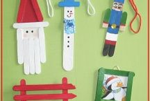 Popsicle crafty items
