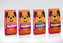 Packaging From CART / The package designs we created