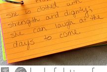 Scripture Memory / You CAN memorize Scripture! Find encouragement and how-to's on this board.
