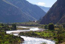 El Cañón de Cotahuasi / Ubicado al noroeste de #Arequipa, el Cañón de Cotahuasi es considerado el más profundo del mundo y uno de los más bellos. ¿Lo visitarías?