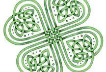 Celtic Knots / by Dani @bebrilliantlygreen.com