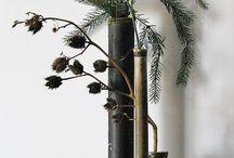 Kukkataide:Ikebana / Japanilaista kukkienasettelu taidetta