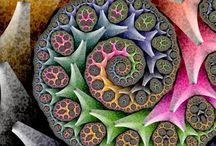 fractales, simetría universal
