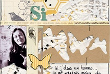 Mes pages scrapbooking
