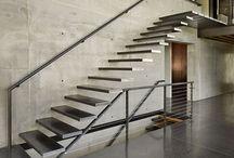 Interior {staircase}