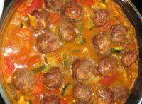 plat principal avec viande