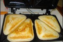 pão de queijo frigideira