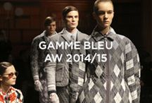 Moncler Gamme Bleu Autumn-Winter 2014/15 / The Moncler Gamme Bleu Autumn-Winter 2014/15 collection draw inspiration from the exclusive world of Golf. Discover the collection designed by Thom Browne