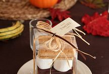 Wedding - Fall Decor / by Sarah Stasik