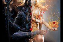 Lord Shiva and Parvati Ma