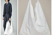 torebka z jeansów