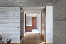 Interiors de formigó