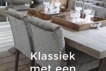 Digitaal Magazine POTZ - WONEN Dé Interieurmakers / Tip, Trends en nieuws over interieur