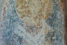 Affreschi di Lama d'Antico *** Frescos of Lama d'Antico