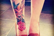 Tattoos. / by Angela Avery