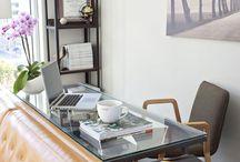 Σαλόνι-γραφείο