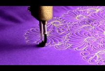 Amazing Freemotion Machince Quilting