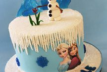 Cakes - Frozen Birthday