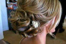 Wedding hair ! / by Lisa Carron